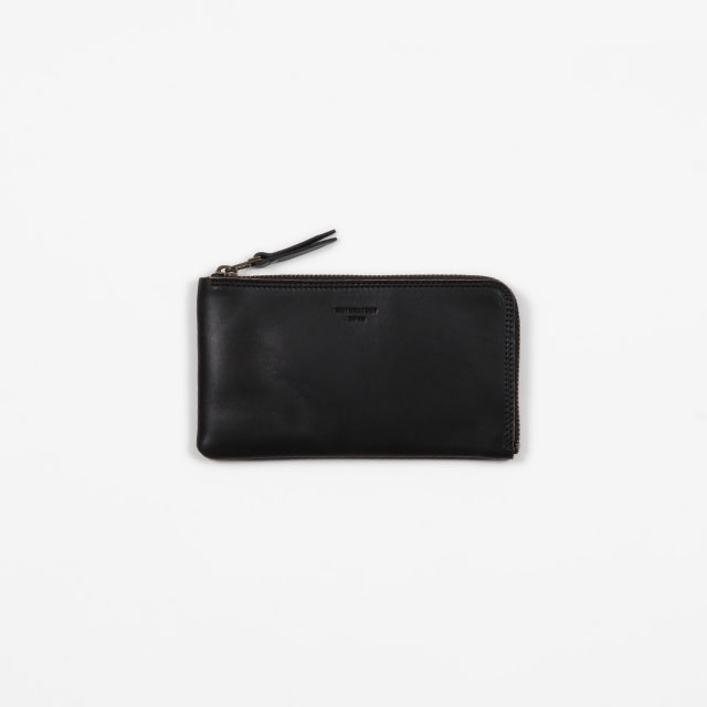MOTORATORY L型 Zipper Long Wallet Chromexcel [FAA003]