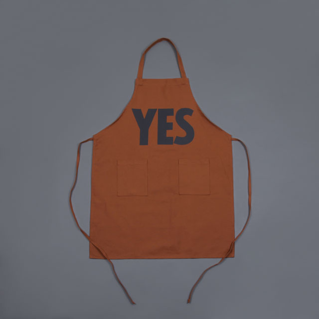 DRESSSEN DAY USE W POCKET APRON – YES-NO THANK YOU