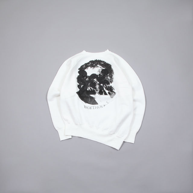 TODAY edition SIMULATIONISM CREW NECK SWEAT [19AW-01]