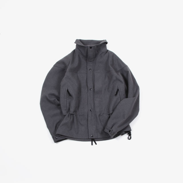 SILVER AND GOLD GENERAL MERCHANDISE M.Mountain Blouson [SGGM-011]