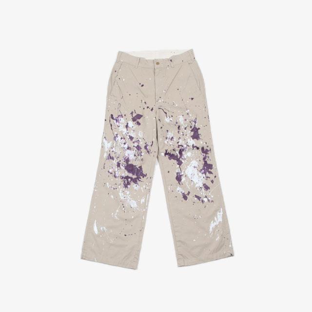 Needles Safari Pant – Cotton Gabardine / Paint Khaki [GL152]