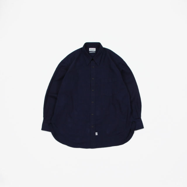 Marvine Pontiak shirt makers Regular Collar 3 Button SH [MPSM-1901S]