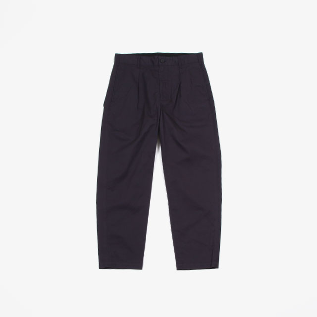 Engineered Garments Carlyle Pant – High Count Twill Dk.Navy [GH347]