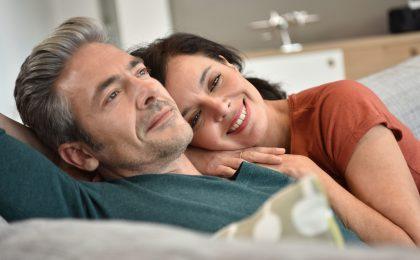 Keine Lust mehr? Eine verminderte Libido kann auf einen Testosteronmangel hinweisen.