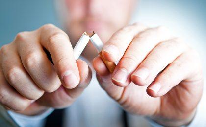 Rauchen ist der wichtigste vermeidbare Risikofaktor bei der Krebsentstehung. Hier hat jeder seine Gesundheit selbst in der Hand.