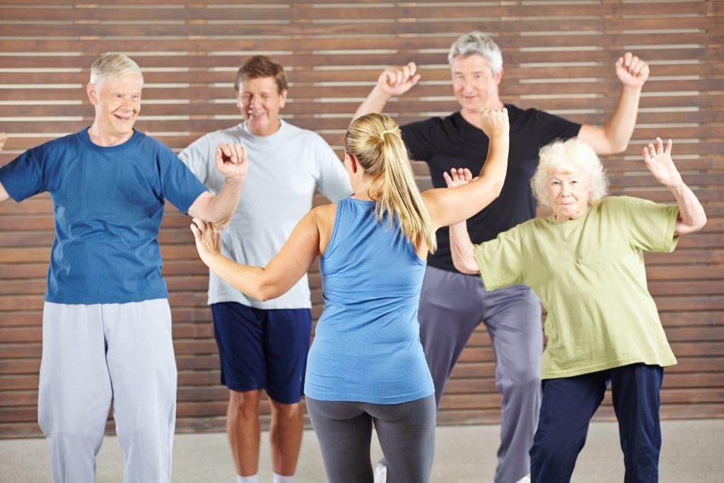 Auch im Alter noch fit und vital: Wer seinen Stoffwechsel-Typ kennt, kann dafür viel tun.