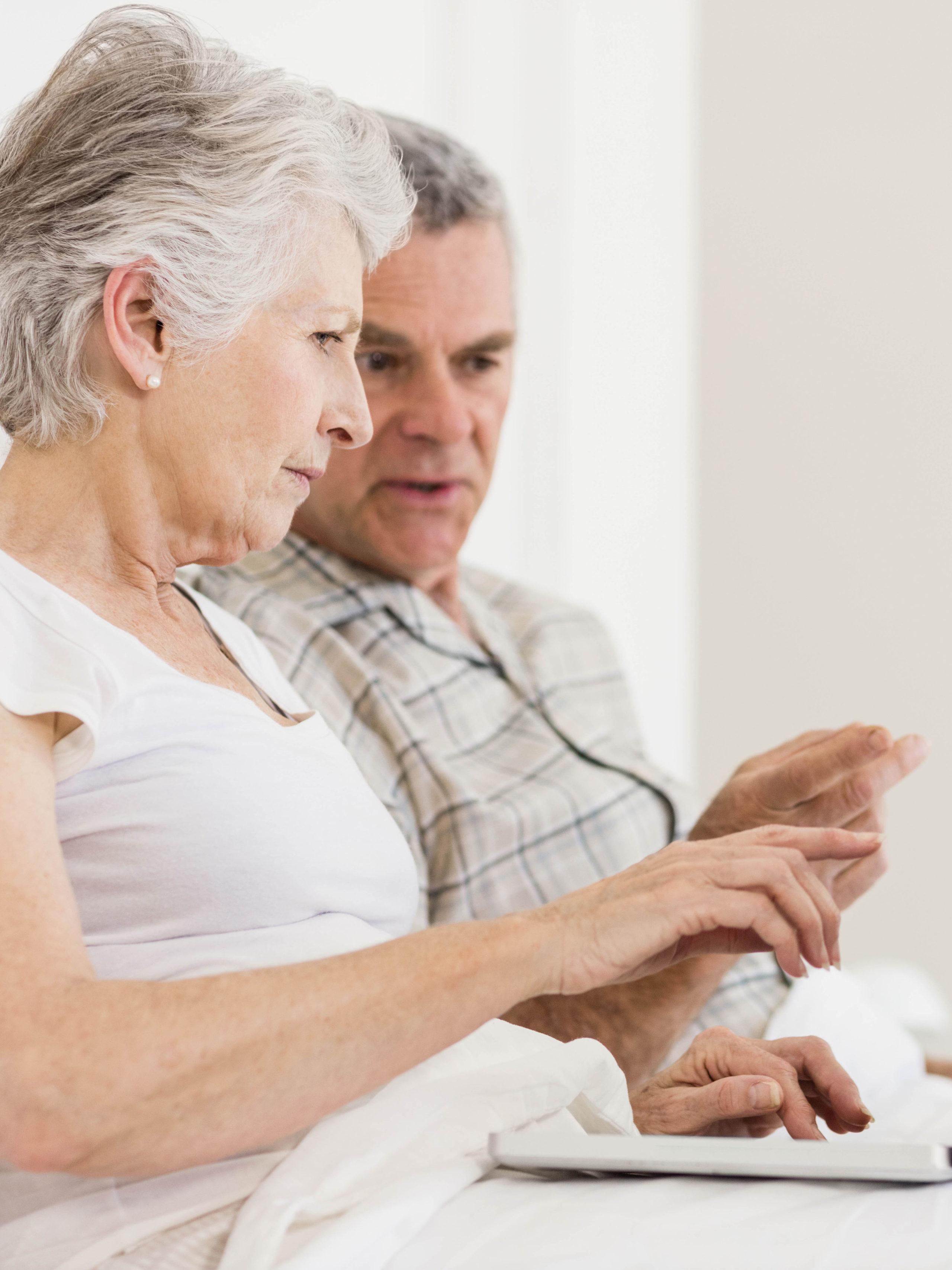 Für Betroffene stehen online praktische Tipps und aktuelle Forschungsergebnisse bereit - Selbstmanagement von Patienten