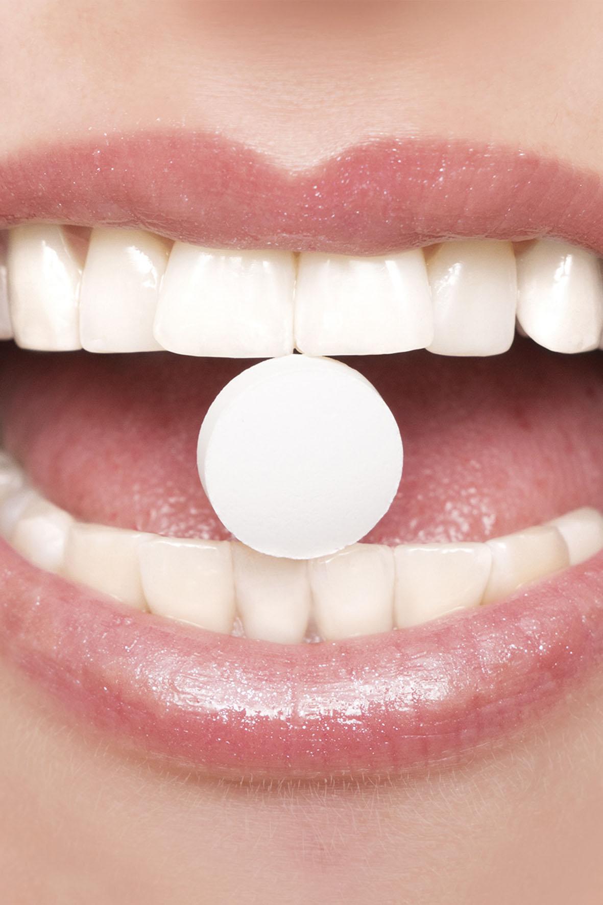 Eine gesunde Mundflora wirkt unterstützend für das Verdauungs- und Immunsystem.