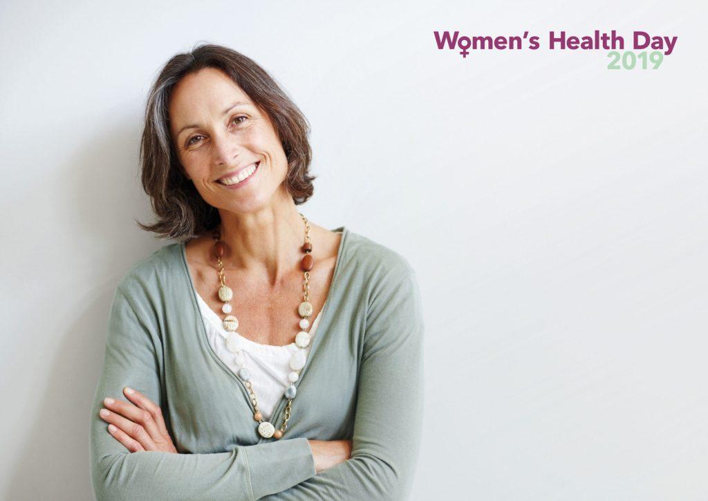 Am 30. März 2019 findet der dritte Women's Health Day in Köln statt.