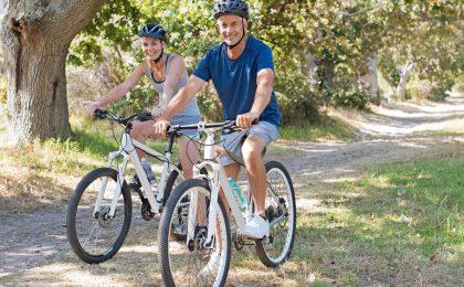 Krafttraining beim Radfahren
