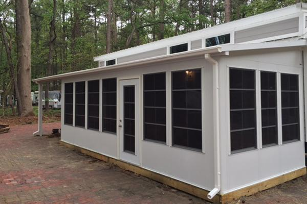 silver top manufacturing patio rooms