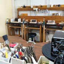 うずり彫金教室