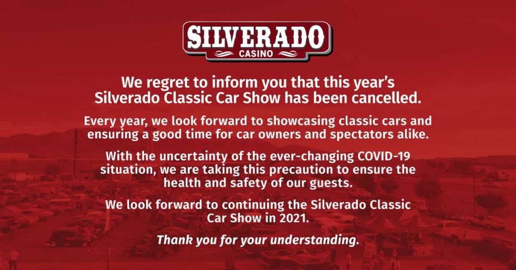 silverado classic cancellation,