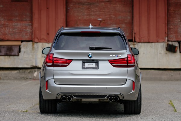 2017 BMW X5 M for sale in Victoria BC at Silver Arrow
