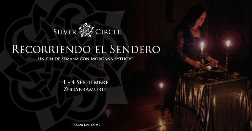 Recorriendo el Sendero: Fin de Semana Intensivo sobre Wicca y Brujería con Morgana Sythove