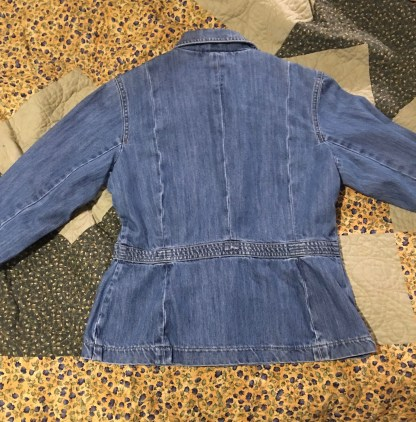 BackEddie Bauer Denim Jacket