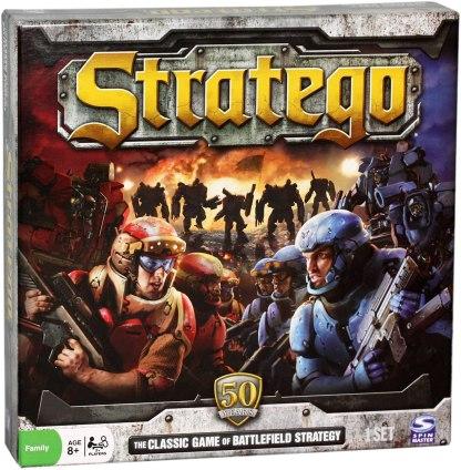 Stratego -sci-fi edition