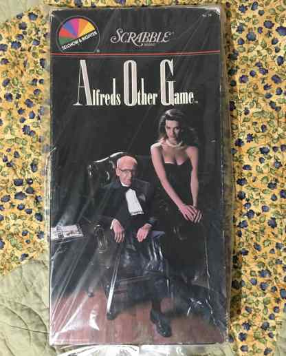 alfreds other game box front
