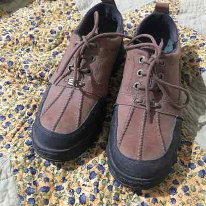 Ralph Lauren Polo Shoes Brown