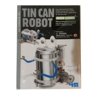 Tin Can Robot Science Kit