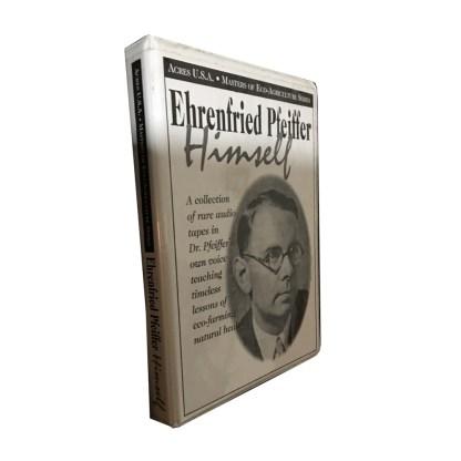 Ehrenfried Pfeiffer Himself Audio Book