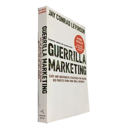 Guerilla Marketing Second Edition