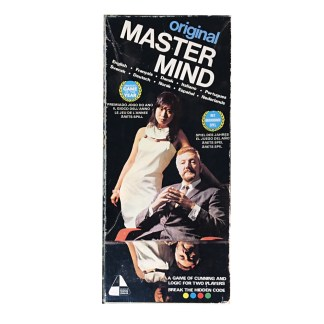 Original Master Mind Board Game