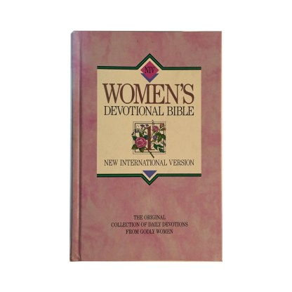 Women's Devotional Bible (NIV)