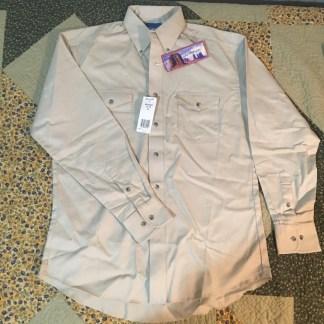 Wrangler Rough Wear Long Sleeve Shirt