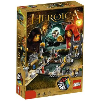 Heroica Caverns of Nathuz Lego Game