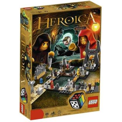 Heroica Caverns of Nathuz Lego Game