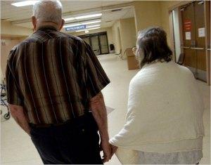 Seized by Alzheimer's, Then Love
