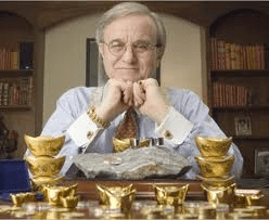 Image result for jim sinclair and all his gold