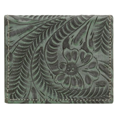 American West Boyfriend Wallets Ladies' Bi-fold Wallet