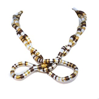 Make Your Own Necklace 6mm Flex Snake Tri-Tone Custom