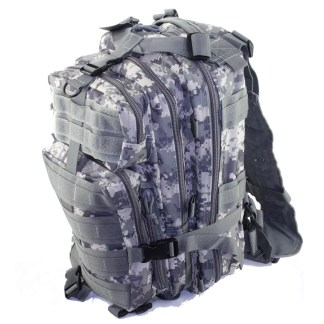 Digital Camo Large Concealment Backpack