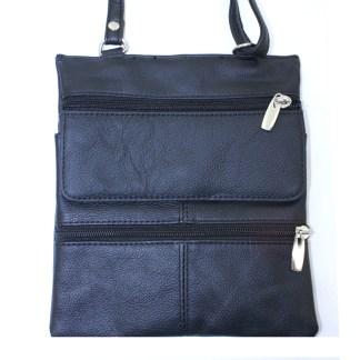Silver Fever® Messenger Bag Flip Snap