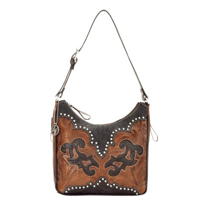American West Annie's Secret Collection Shoulder bag with secret compartment