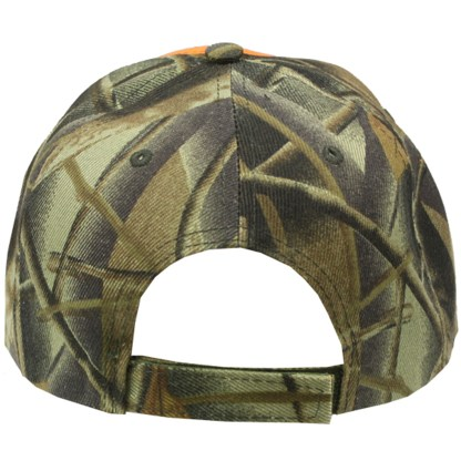 Silver Fever® Classic Baseball Hat 100% Adjustable Unisex Trucker Cap - Made to Last  Deer Hunter Insignia
