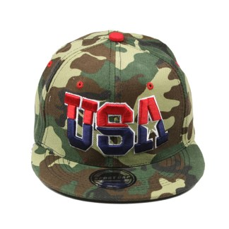 Silver Fever® Classic Baseball Hat 100% Adjustable Unisex Trucker Cap - Made to Last  USA Embroidered Camouflage