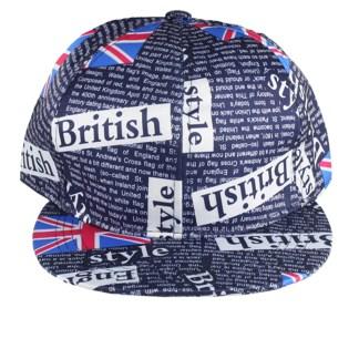 Silver Fever® Classic Baseball Hat 100% Adjustable Unisex Trucker Cap - Made to Last  British Newspaper
