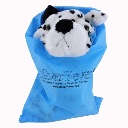 Silver Fever® Plush Soft Animal Beanie Ski Hat Spotted Cow