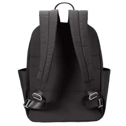 Baggallini RFID Essential 15 Inch Laptop BackpackCharcpal