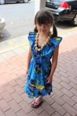 Sidda got a new dress!