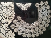 Lightner Museum lace collection