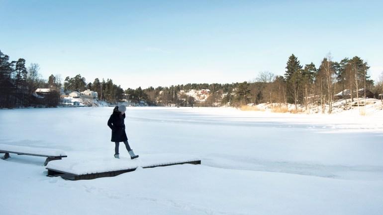 Winter in Stockholm: Y como no morir de frío en el intento