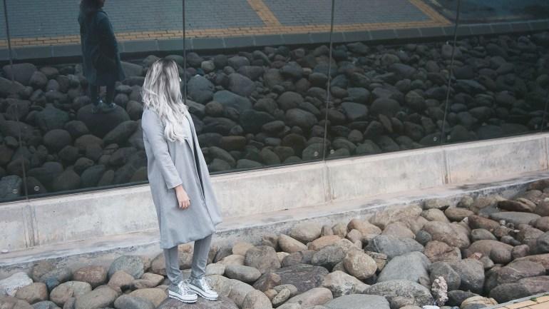 La vie en gris