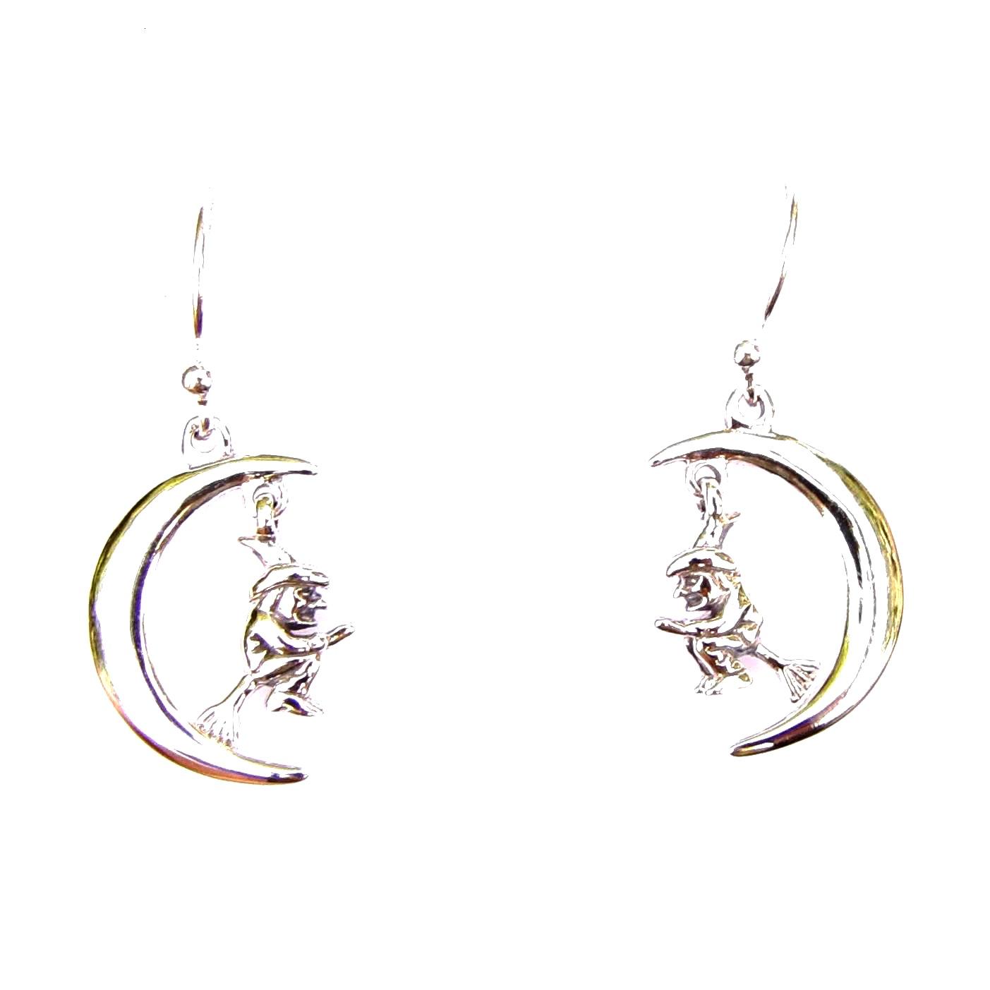 Pentagram Earrings Archives