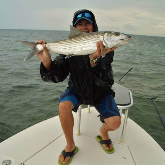 Miami inshore fishing captain