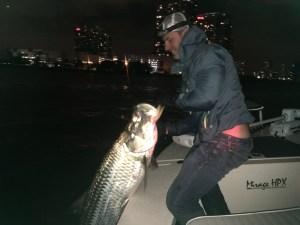 Miami inshore fishing